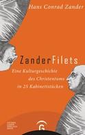 Hans Conrad Zander: Zanderfilets ★★★★★