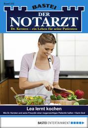 Der Notarzt - Folge 252 - Lea lernt kochen