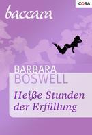 Barbara Boswell: Heiße Stunden der Erfüllung ★★★★