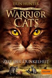 Warrior Cats - Die Macht der drei. Zeit der Dunkelheit - III, Band 4
