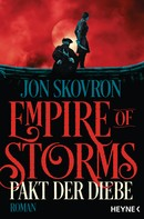 Jon Skovron: Empire of Storms - Pakt der Diebe ★★★★
