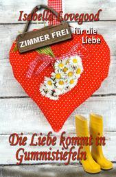 Die Liebe kommt in Gummistiefeln - Zimmer frei für die Liebe 3