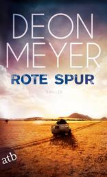 Rote Spur - Thriller