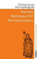Henning Borggräfe: Nation - Nationalität - Nationalismus ★★★★★