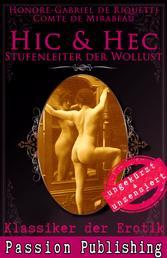 Klassiker der Erotik 50: Hic & Hec - Stufenleiter der Wollust - ungekürzt und unzensiert