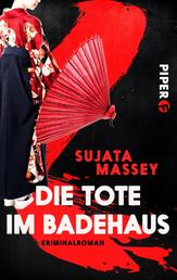 Die Tote im Badehaus - Kriminalroman
