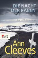 Ann Cleeves: Die Nacht der Raben ★★★★