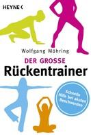 Wolfgang Möhring: Der große Rückentrainer ★★★