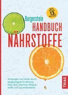Uli P. Burgerstein: Handbuch Nährstoffe