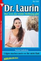 Patricia Vandenberg: Dr. Laurin 124 – Arztroman ★★★★