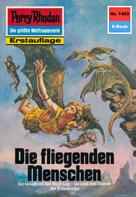 Marianne Sydow: Perry Rhodan 1403: Die fliegenden Menschen ★★★★