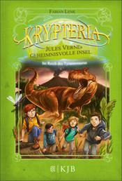 Krypteria – Jules Vernes geheimnisvolle Insel. Im Reich des Tyrannosaurus