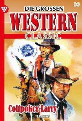 Die großen Western Classic 33 – Western