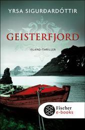 Geisterfjord - Island-Thriller