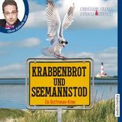 Krabbenbrot und Seemannstod - Ein Ostfriesenkrimi