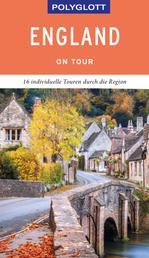 POLYGLOTT on tour Reiseführer England - Ebook