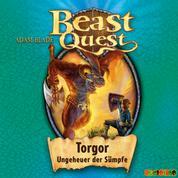 Torgor, Ungeheuer der Sümpfe - Beast Quest 13
