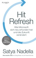 Satya Nadella: Hit Refresh ★★★★