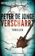 Peter de Jonge: Verscharrt ★★★★