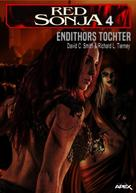 David C. Smith: RED SONJA, BAND 4: Endithors Tochter