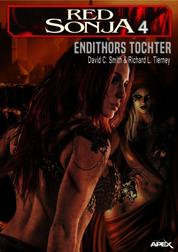 RED SONJA, BAND 4: Endithors Tochter