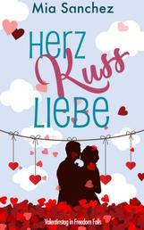 Herz, Kuss, Liebe - Valentinstag in Freedom Falls