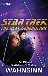 Star Trek - The Next Generation: Wahnsinn - Roman