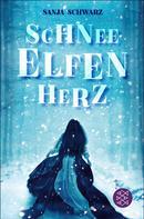 Sanja Schwarz: Schnee Elfen Herz ★★★★