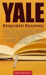 Yale Required Reading - Collected Works (Vol. 1)