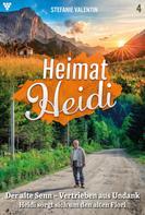 Stefanie Valentin: Heimat-Heidi 4 – Heimatroman