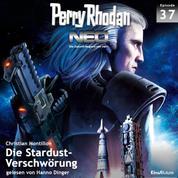 Perry Rhodan Neo 37: Die Stardust-Verschwörung - Die Zukunft beginnt von vorn