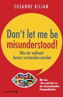 Susanne Kilian: Don´t let me be misunderstood ★★★