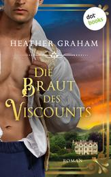 Die Braut des Viscounts: Die Highland-Kiss-Saga - Band 4 - Roman
