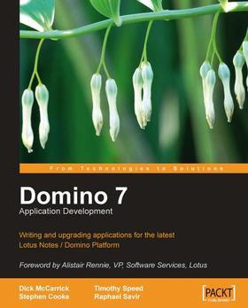 Domino 7 Application Development