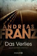 Andreas Franz: Das Verlies ★★★★