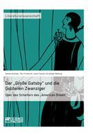 """Sandra Kochan: Der """"Große Gatsby"""" und die Goldenen Zwanziger in New York ★★"""