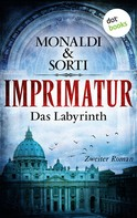 Monaldi & Sorti: IMPRIMATUR - Roman 2: Das Labyrinth ★★