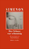 Georges Simenon: Der Schnee war schmutzig ★★★