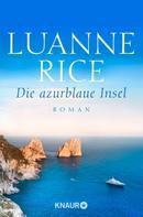 Luanne Rice: Die azurblaue Insel ★★★★