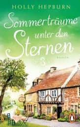 Sommerträume unter den Sternen (Teil 3) - Roman