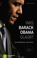 Giorgio Bouchard: Was Barack Obama glaubt ★★★★