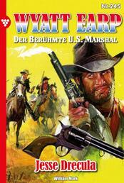 Wyatt Earp 245 – Western - Jesse Drecula