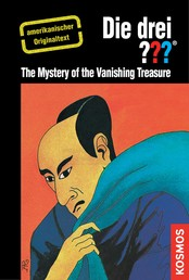 The Three Investigators and the Mystery of the Vanishing Treasure - American English