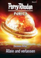 Hermann Ritter: Perry Rhodan Neo Story 9: Allein und verlassen ★★★★★
