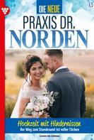 Carmen von Lindenau: Die neue Praxis Dr. Norden 13 – Arztserie