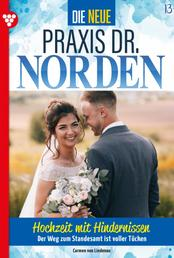 Die neue Praxis Dr. Norden 13 – Arztserie - Hochzeit mit Hindernissen