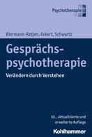 Eva-Maria Biermann-Ratjen: Gesprächspsychotherapie ★★