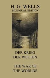 Der Krieg der Welten/The War of the Worlds - Bilingual Edition/Zweisprachige Ausgabe