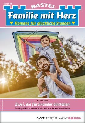 Familie mit Herz 58 - Familienroman