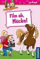 Ina Brandt: Ponyfreundinnen, 6, Film ab, Mücke! ★★★★